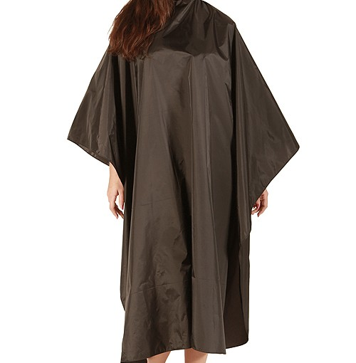Water Proof Black Cape